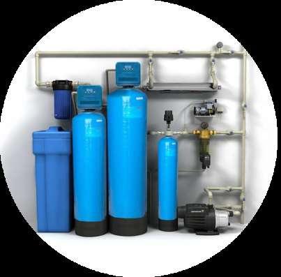 Монтаж электрики, отопления, водоснабжения и канализации