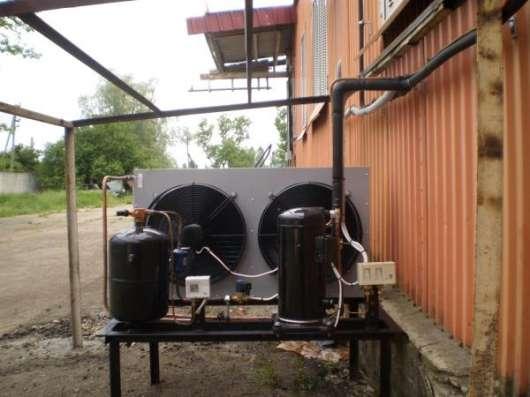Холодильные камеры для овощей и фруктов.Монтаж,установка. в г. Симферополь Фото 4