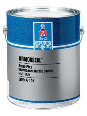 ArmorSeal® Tread-Plex™ Water Based Coating - Американская Промышленная краска для пола. Sherwin-williams. США
