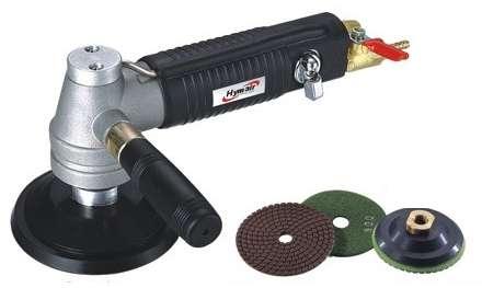 AT-686WL Пневматическая полировальная машинка с подводом воды