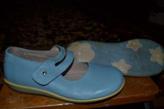 Туфли для девочки нат. кожа, 33 р в г. Чернигов Фото 1