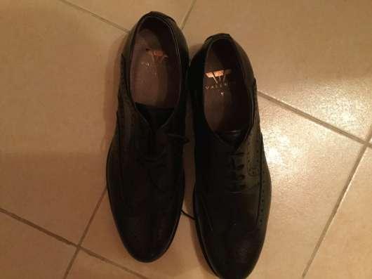 Итальянские ботинки 45 размер в Москве Фото 1