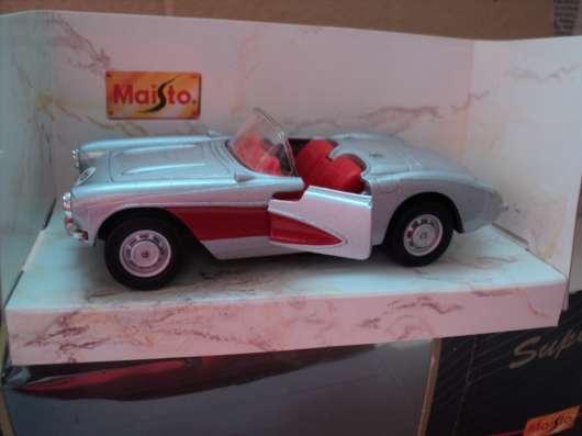 Масштабная модель автомобиля Шевроле