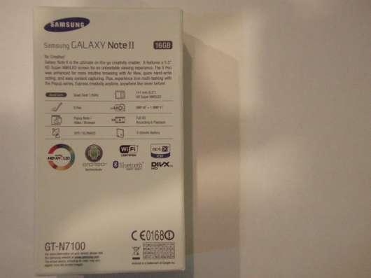 Samsung Galaxy Note 2 GT-N7100 16Gb grey в Нижнем Новгороде Фото 2