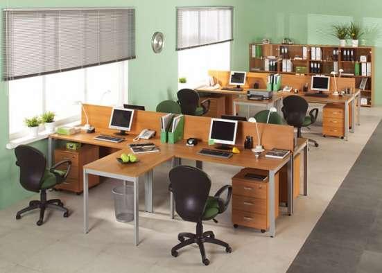 Мебель офисная. Корпусная и мягкая. Офис под ключ