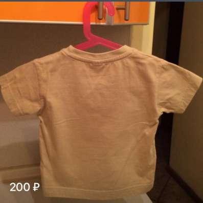 Фирменная футболка с верблюдами из Египта на 2 года