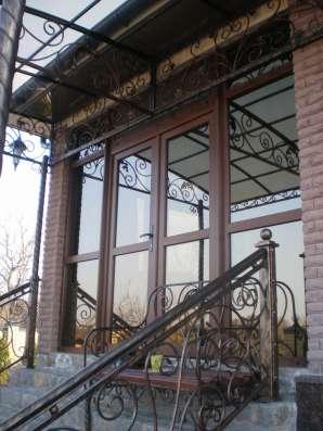 Вікна та двері з гарантією