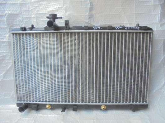 радиатор сузуки сх4