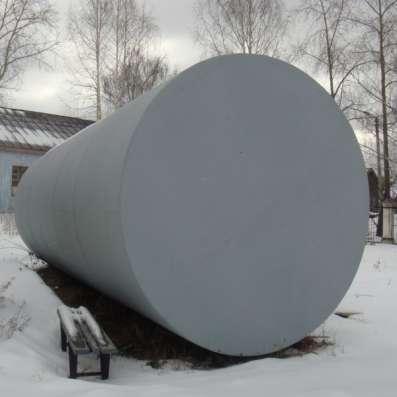 Стальные резервуары для нефтепродуктов