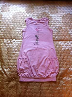 Платье-футболка Pink Panther.(Греция).Р.152