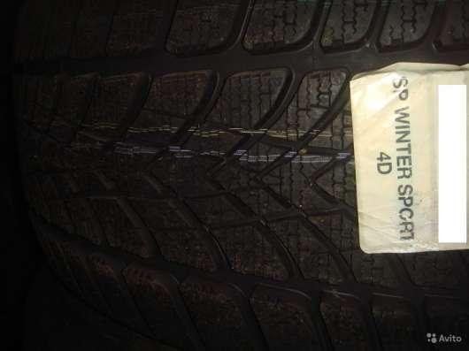 Новые зимние Dunlop 245 40 R18 Winter Sport 4D