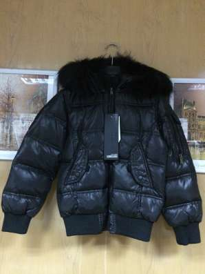 Детские куртки на мальчика. Италия пух перо. от 2-9 лет