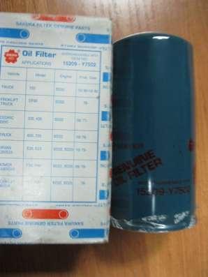 Фильтр масляный C-1806 Sakura
