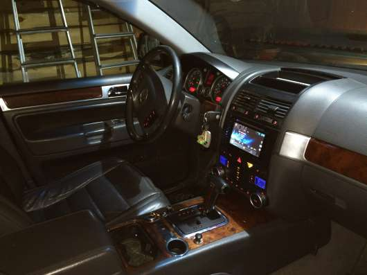 Продажа авто, Volkswagen, Touareg, Автомат с пробегом 270000 км, в Иркутске Фото 4