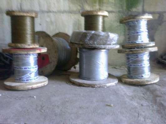 Канаты стальные в Крыму и Севастополе в г. Севастополь Фото 1