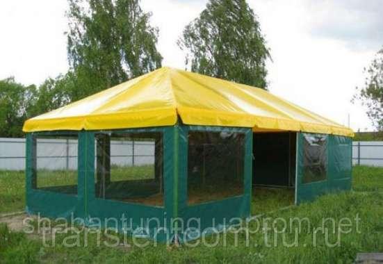 Сборно-разборная палатка, шатер в Подольске Фото 1