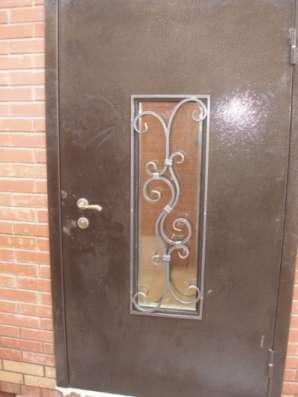 """Входные металлические двери """"ГРАД"""" Бронедвери в г. Самара Фото 4"""