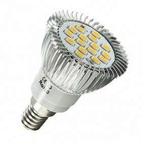 Светодиодная лампа BG E14 D50 6W 500лм