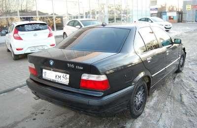 подержанный автомобиль BMW 316