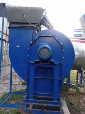 Воздухонагреватель блочно-модульный ВНС