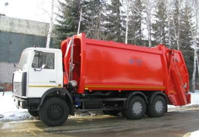 грузовой автомобиль МАЗ КО-427-90 в Омске Фото 6