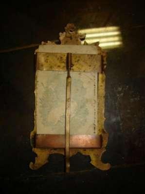 Старинная настольная рамка для фото в Санкт-Петербурге Фото 4