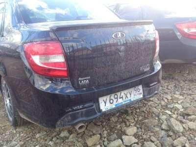 автомобиль ВАЗ 219059 Granta Sport, цена 397 000 руб.,в Екатеринбурге Фото 4