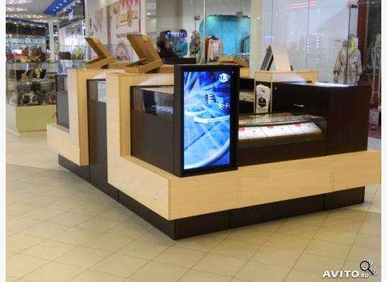 3D визуализация магазина, кафе, точки для ТЦ